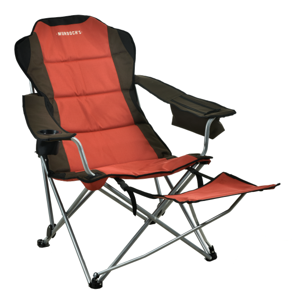 Multi-Position Chair with Footrest