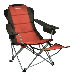 Multi-Position Chair with Footrest & Cooler