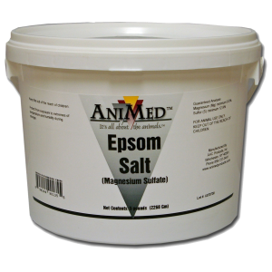 Epsom Salt Supplement