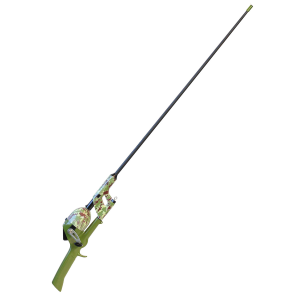 Camo No-Tangle Youth Fishing Combo Kit