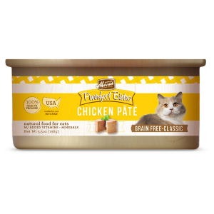 Purrfect Bistro Grain Free Chicken Pate Canned Cat Food