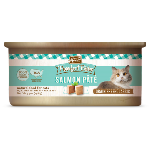 Purrfect Bistro Grain Free Salmon Pate Canned Cat Food