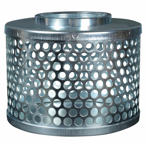 "1-1/2"" Round Hole Suction Strainer"