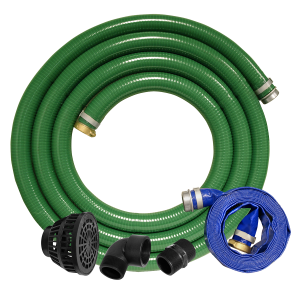 "2"" Water Transfer Pump Hose  Kit"