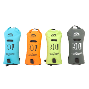 90 Liter Dry Bag Backpack - Assorted Colors