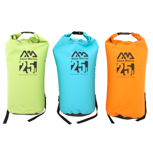 25 Liter Dry Bag Backpack - Assorted Colors