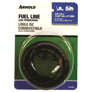 Fuel Line for Walk-Behind Mowers and Lawn Tractors