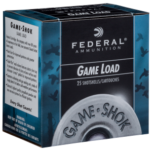 "Game-Shok 20 Gauge 2-3/4"" Shotshell 7/8 oz #7.5"