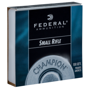 Gold Medal Centerfire Small Rifle Primers