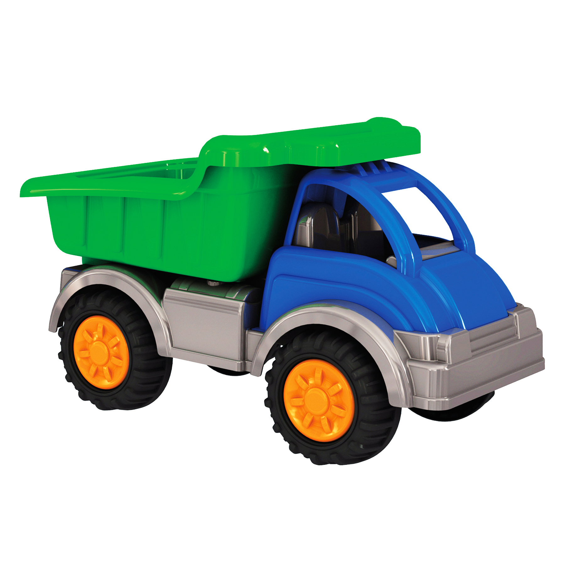 Toy Model Trucks : Gigantic dump truck