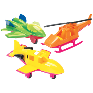 Aircraft Toy Assortment