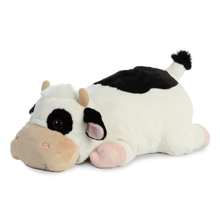 Smores Stuffed Animal, Murdoch S Aurora World 25 S Mores Fluffer Cow
