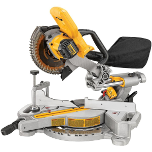 "20V MAX* 7-1/4"" Sliding Miter Saw (Tool Only) DCS361B"