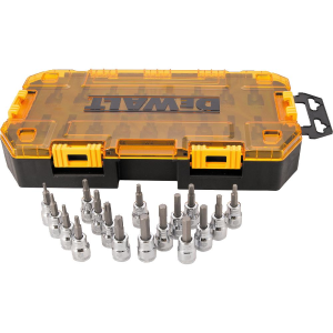 "17-Piece 3/8"" Drive Bit Socket Set"