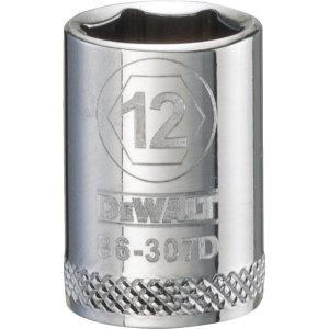 "3/8"" Drive 6-Point Socket - Metric"