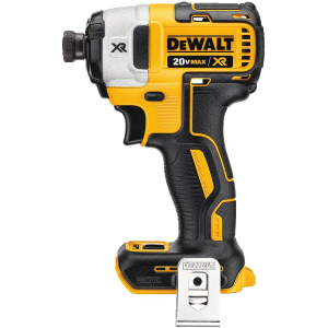 "20V MAX* XR Brushless 1/4"" 3-Speed Impact Driver (Tool Only) DCF887B"