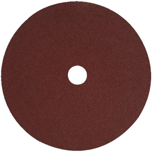 4.5in AO Fiber Resin Disc 60G DARB1G0625