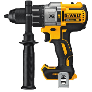 20V MAX* XR Lithium Ion Brushless 3-Speed Hammerdrill Kit (Tool Only) DCD996B