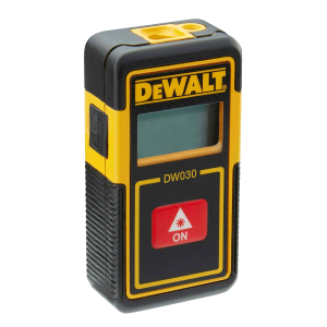30' Pocket Laser Distance Measurer DW030PL
