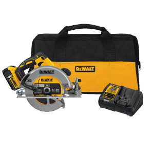 "20V MAX* 7-1/4"" Cordless Circular Saw Kit DCS570P1"