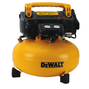 Heavy Duty 165 PSI Pancake Compressor DWFP55126