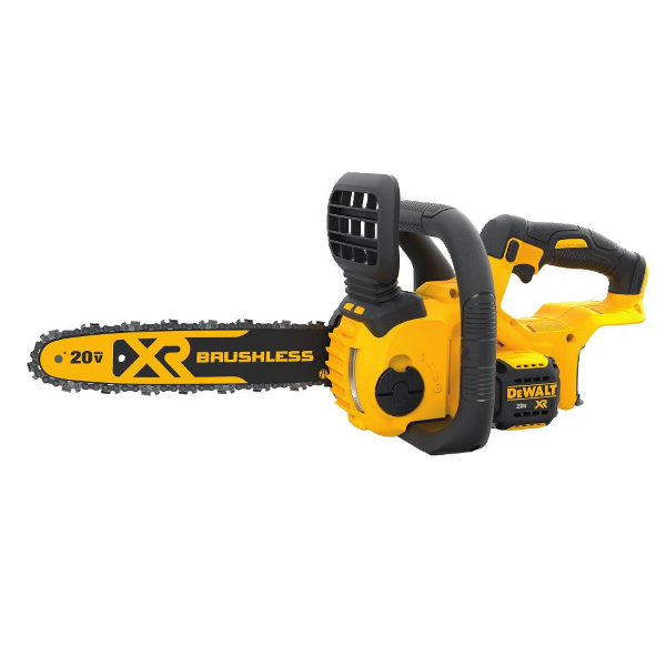 20V MAX* Compact Cordless 12 Chainsaw (Tool Only) DCCS620B