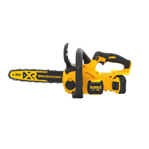 "20V MAX* Compact Cordless 12"" Chainsaw Kit DCCS620P1"
