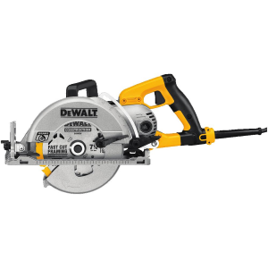 "7-1/4"" Worm Drive Circular Saw with Electric Brake DWS535B"