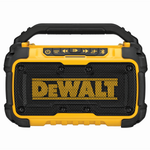 12V/20V MAX Jobsite Bluetooth Speaker DCR010