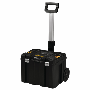TSTAK Mobile Storage Deep Box on Wheels DWST17820