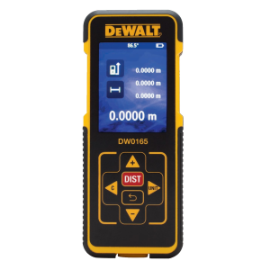 165' Laser Distance Measurer DW0165
