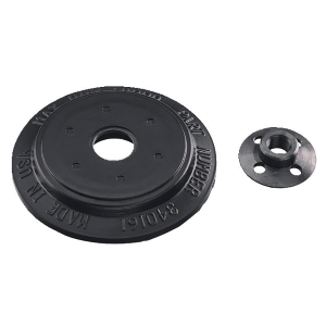 "4"" Backing Pad with M10 x 1.25 and 5/8""-11 Locking Nut DW4940"