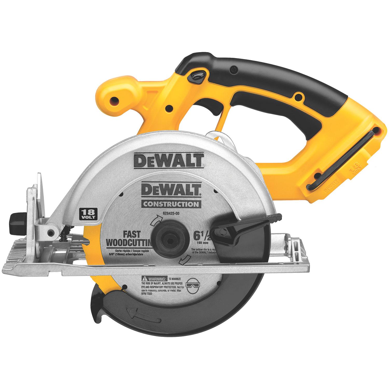 Murdoch S Dewalt 6 1 2 18v Cordless Circular Saw Tool