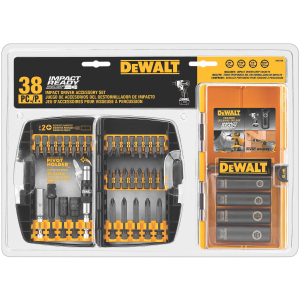 38 Piece Impact Ready Accessory Set DW2169