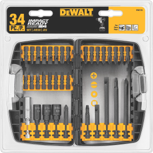34 Piece Impact Ready Accessory Set DW2153