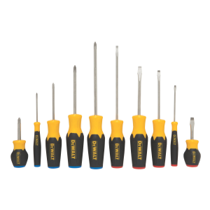 10 Pc Screwdriver Set DWHT62513