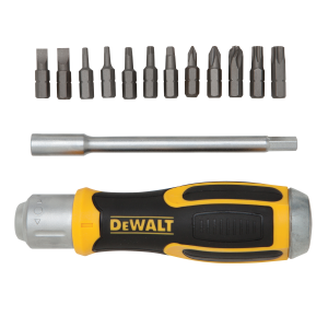 Ratcheting Screwdriver DWHT69233