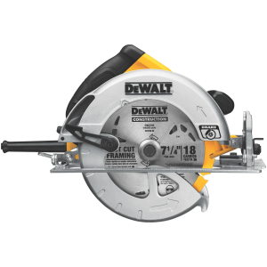 "7 1/4"" Lightweight Circular saw DWE575"