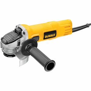 "4-1/2"" Small Angle Grinder with One-Touch Guard DWE4011"