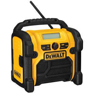 Compact Worksite Radio DCR018