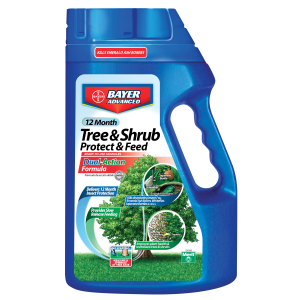 12 Month Tree & Shrub Protect & Feed Granule
