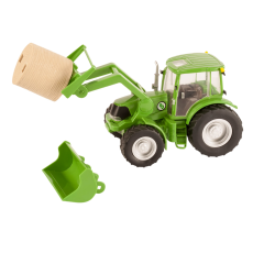 Tractor & Implements image
