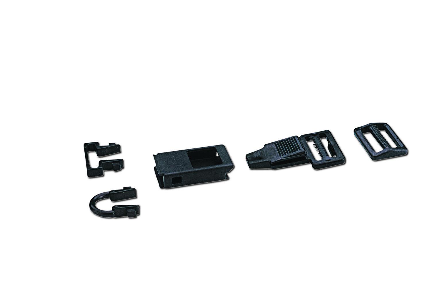Black Raider FH-100 Quick Release for All Raider Helmet Straps