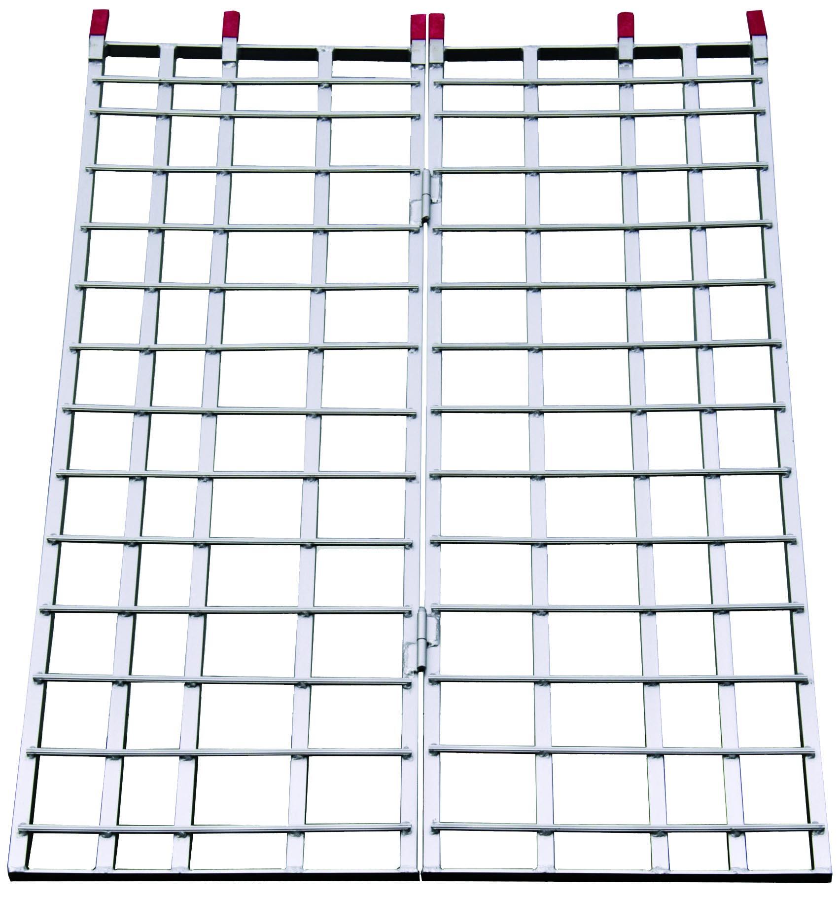 Aluminum Atv Ramps >> Murdoch S Raider Aluminum Bi Fold Atv Ramp