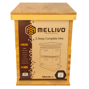 Two Deep Complete Hive Kit