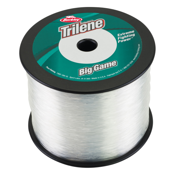Clear Trilene Big Game Line