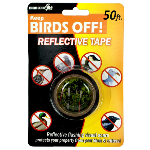Keep Birds Off Reflective Tape