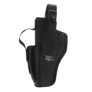 "Nylon Multi-Use Holster for 4.5-5"" Barrel Large Autos - Ambidextrous"