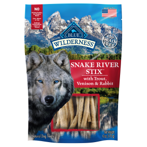 Wilderness Snake River Stix Dog Treats