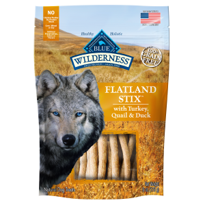 Wilderness Flatland Stix Dog Treats